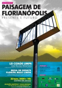 Paisagem de Florianópolis: Presente e Futuro